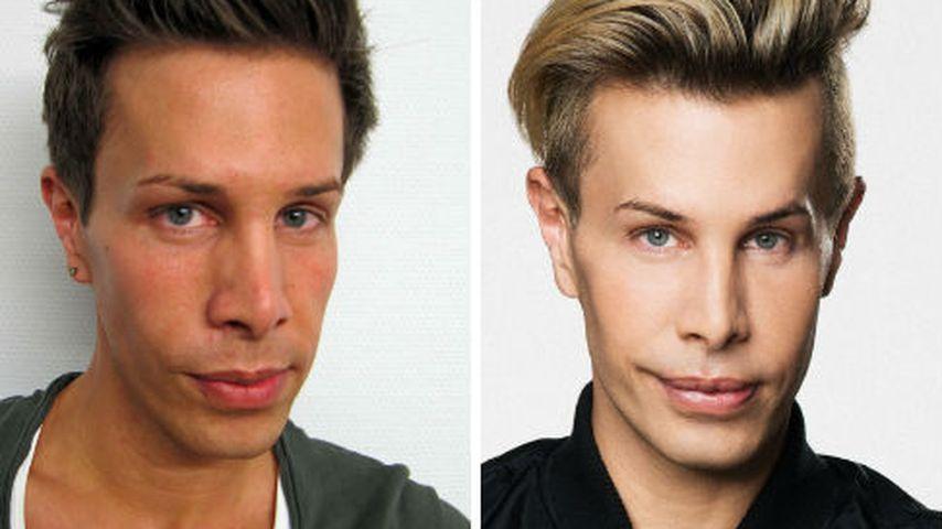 Florian Wess 2011 und 2017