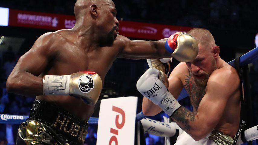 Ärger mit TV-Übertragung: Mayweather-Kampf verzögerte sich!