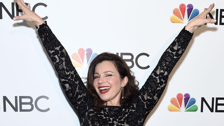 Fran Drescher auf einer Party in NYC im Januar 2020