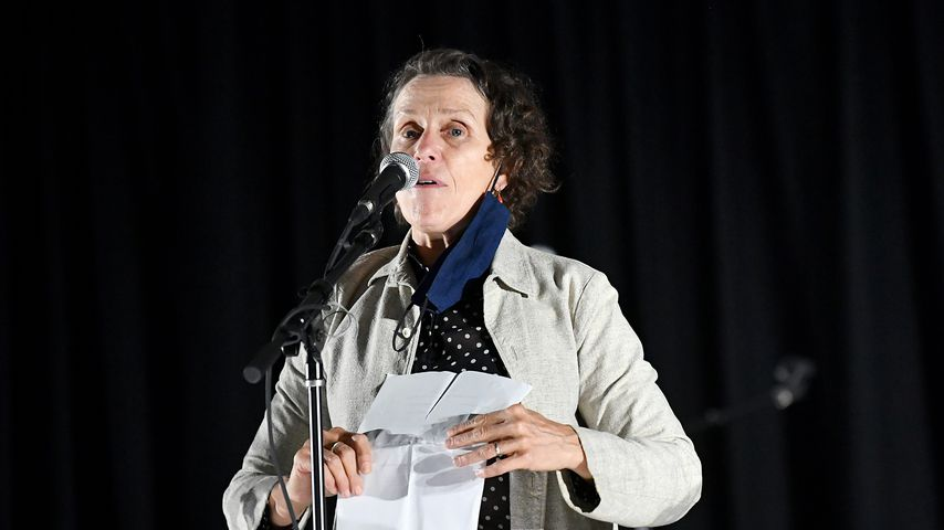 Frances McDormand 2020 in Kalifornien