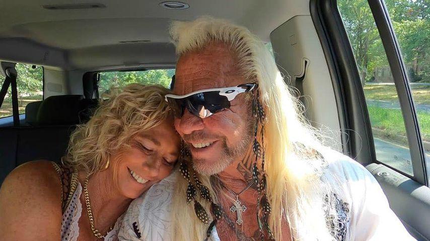 Francie Frane und Duane Chapman, August 2020