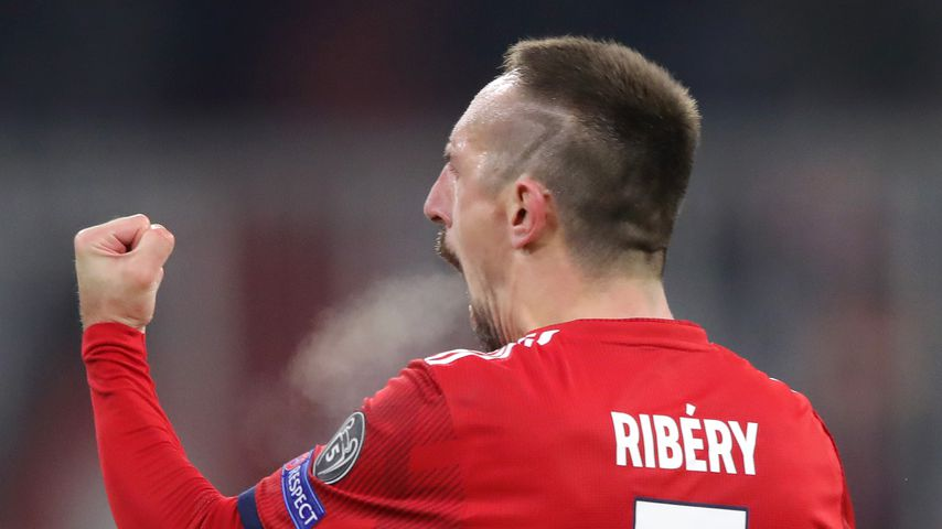 Fußballer Franck Ribéry