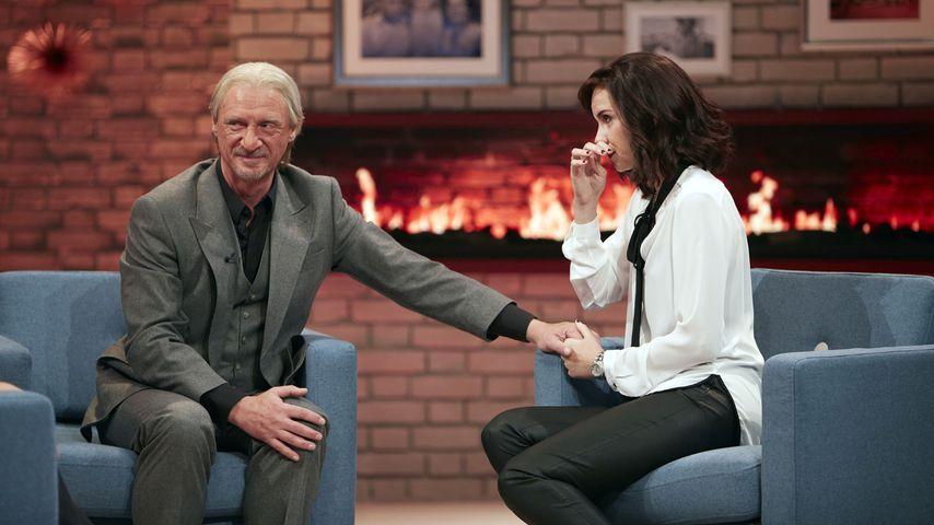 """Frank Otto und Nathalie Volk bei """"Story of my Life"""""""