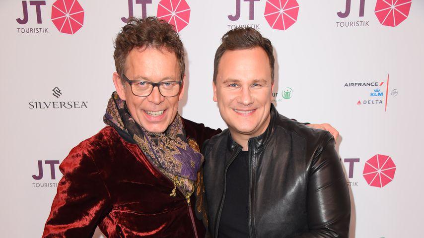 Frank Mutters und Guido Maria Kretschmer bei der ITB Party 2017
