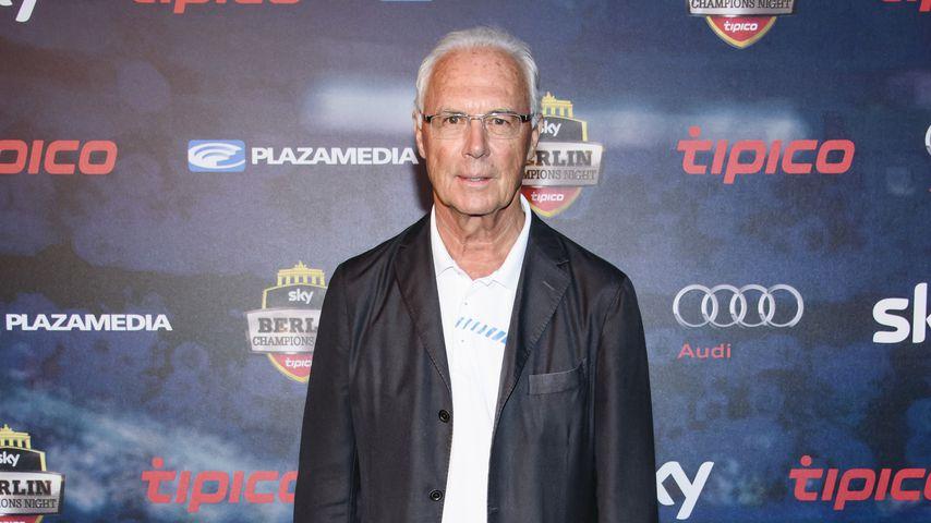 Franz Beckenbauer, Fußball-Legende