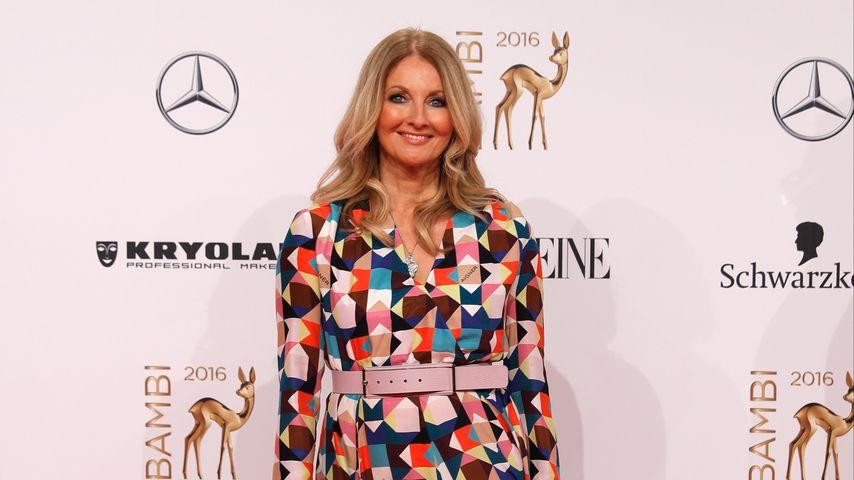 Frauke Ludowig  bei der 68. Bambi-Verleihung 2016 in Berlin