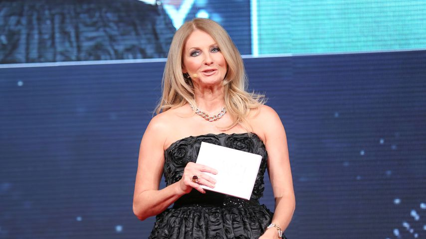 Frauke Ludowig bei den Women of the Year Awards, 2016