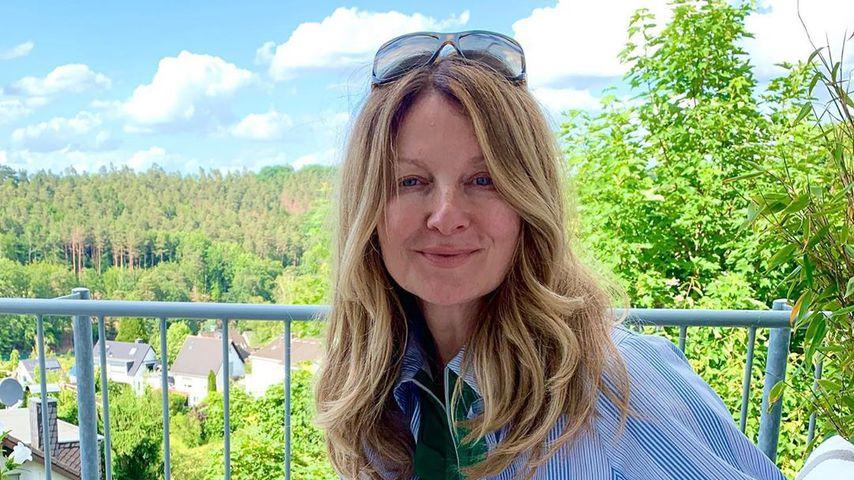 Moderatorin Frauke Ludowig begeistert mit natürlichem Look!