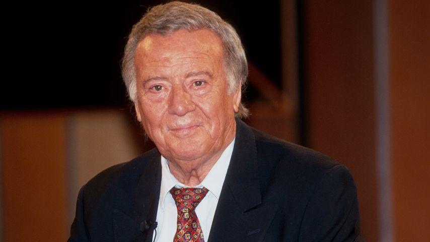 Traurig: Schlagerstar Fred Bertelmann ist tot