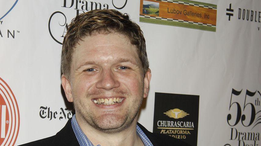 Fred M. Caruso als Nominierter beim Drama Desk Award 2010