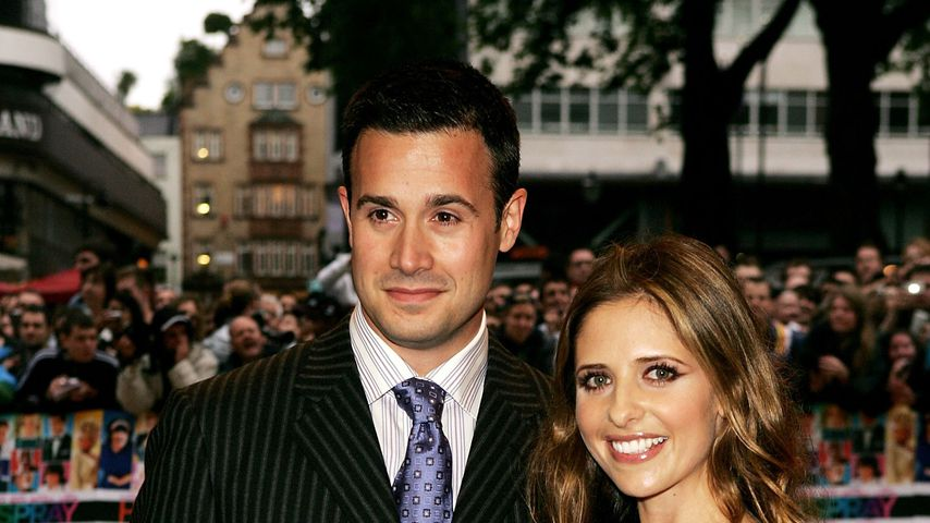 Freddie Prinze Junior und Sarah Michelle Gellar