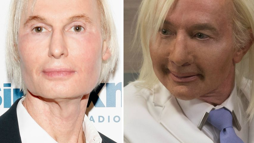 "Madonnas ""Botox-Baron"" (✝65): Selbstmord wegen TV-Parodie?"