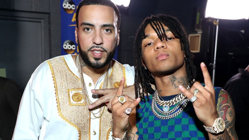 French Montana und Swae Lee bei den BET Awards ins Los Angeles