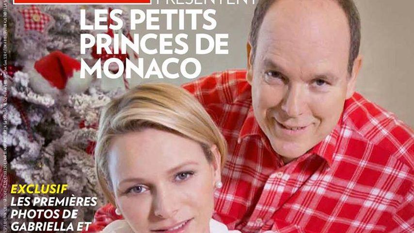 Charlène & Albert: Hier sind die Monaco-Babys!