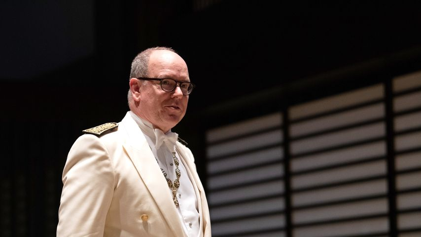 Fürst Albert von Monaco, 2019