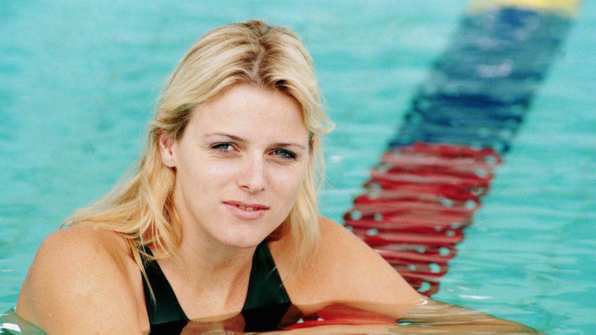 Fürstin Charlène in Südafrika 1998