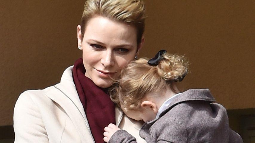 Fürstin Charlène von Monaco: Tochter wäre fast ertrunken