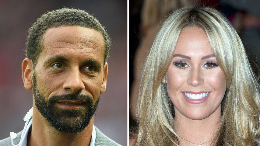 Star-Kicker Rio Ferdinand: Neue Liebe nach Tod seiner Frau!