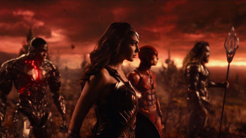 "Gal Gadot als Wonder Woman in ""Justice League"""