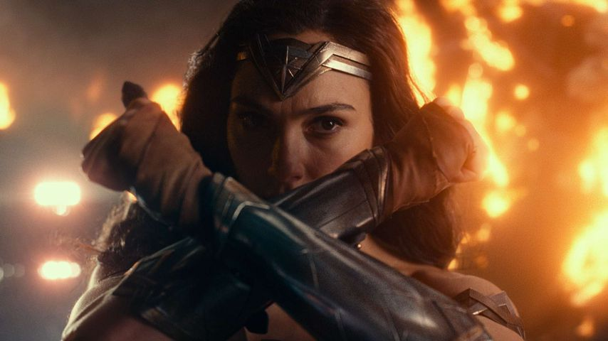 "Gal Gadot als Wonder Woman in ""Justice League"""
