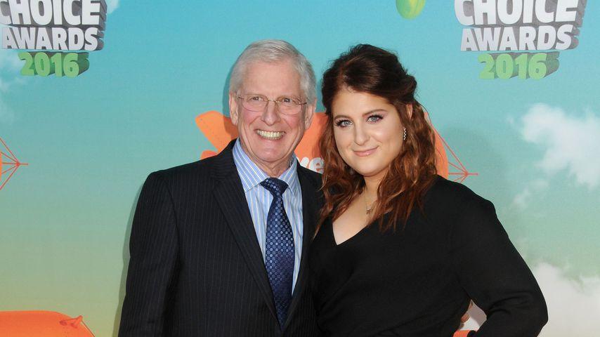 Gary und Meghan Trainor bei den Nickelodeon Kids' Choice Awards 2016