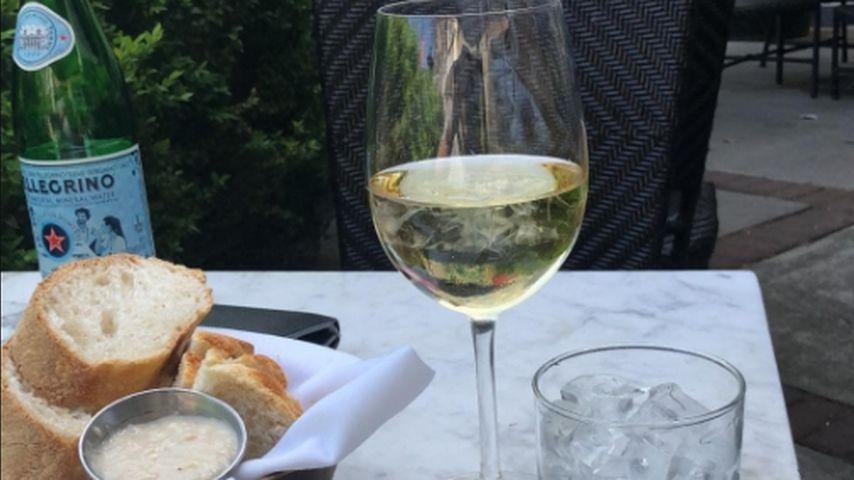 Gavin Rossdales Abendessen