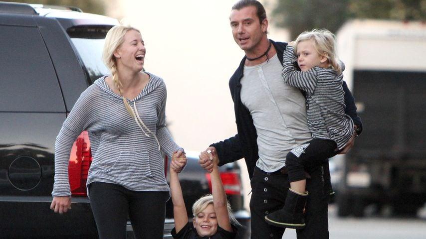 Gwen Stefani: Jetzt ist Gavins Sex-Nanny schwanger!
