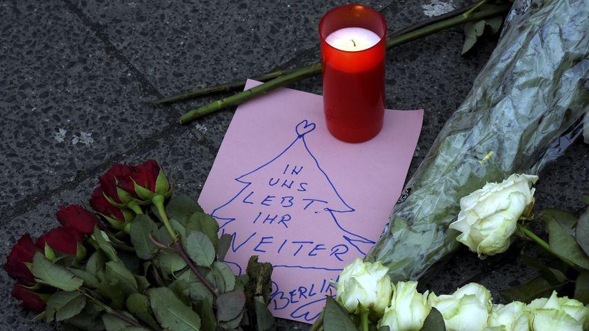 Gedenkstätte für die Opfer von Berlin