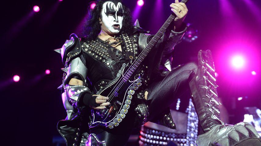 Gene Simmons, Mitglied der Rockband Kiss