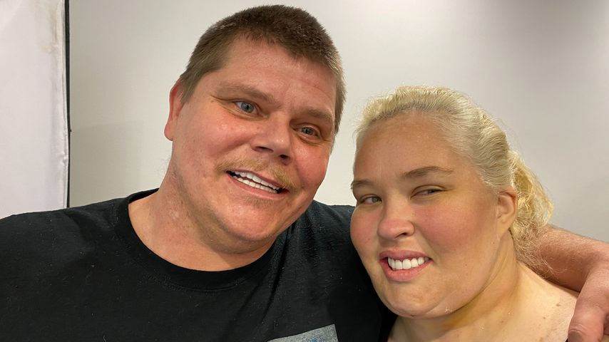 Geno Doak und Mama June nach ihrer Veneer-Behandlung