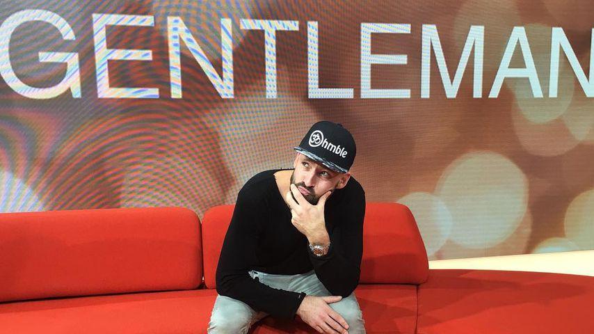Erstes Album auf Deutsch: Gentleman fühlt sich wie Newcomer