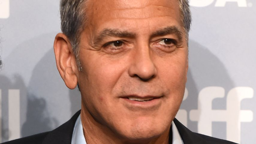 George Clooney beim Toronto International Film Festival 2017