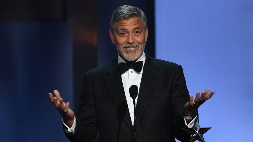 George Clooney, 2018