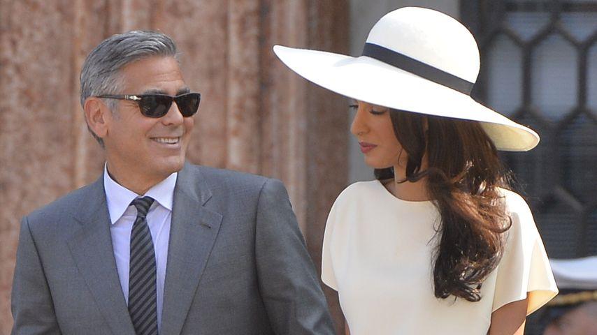 Ist die Clooney-Ehe zum Scheitern verurteilt?
