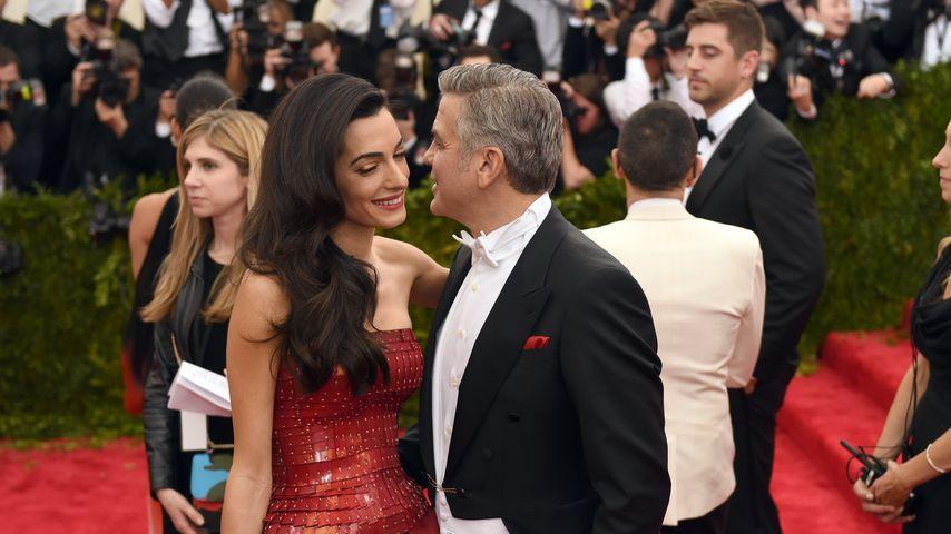 Amal ließ ihn zappeln: So war George Clooneys Heiratsantrag