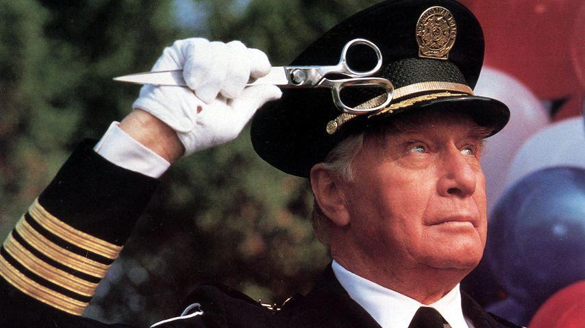 """""""Police Academy""""-Star George Gaynes stirbt mit 98 Jahren!"""