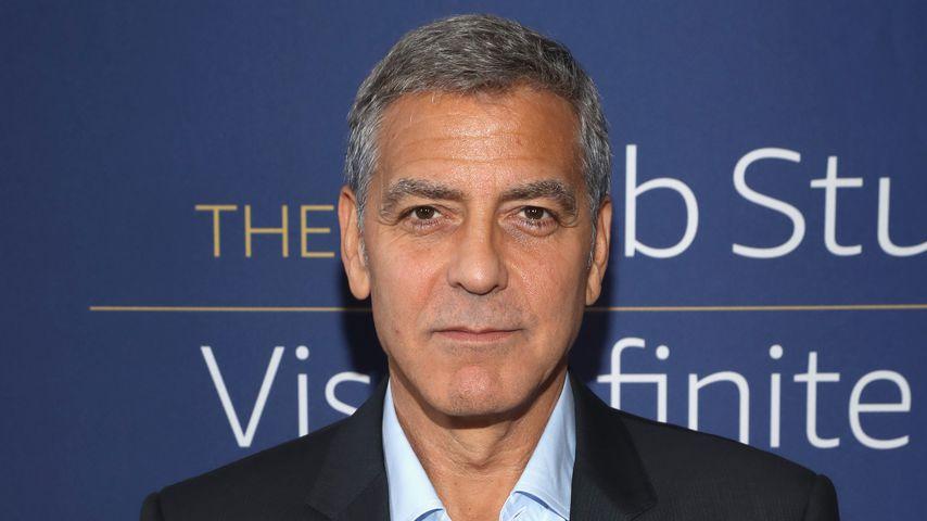 Update nach Crash: So geht es George Clooney mittlerweile