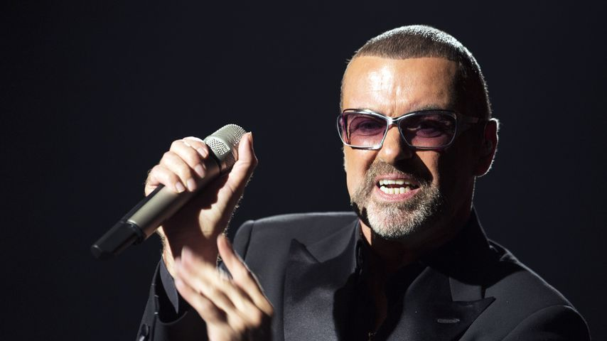 George Michael im September 2012
