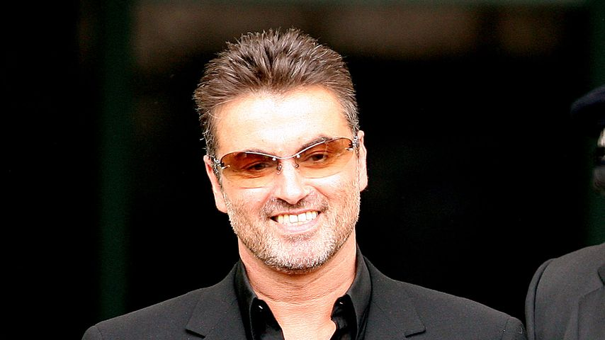 George Michael in London, 2007