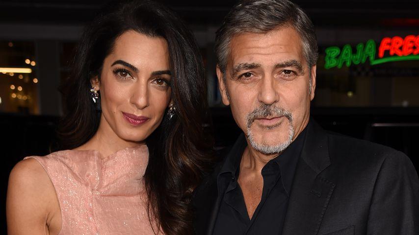 """Oma schwärmt von Clooney-Twins: """"Sie sind solche Engel!"""""""