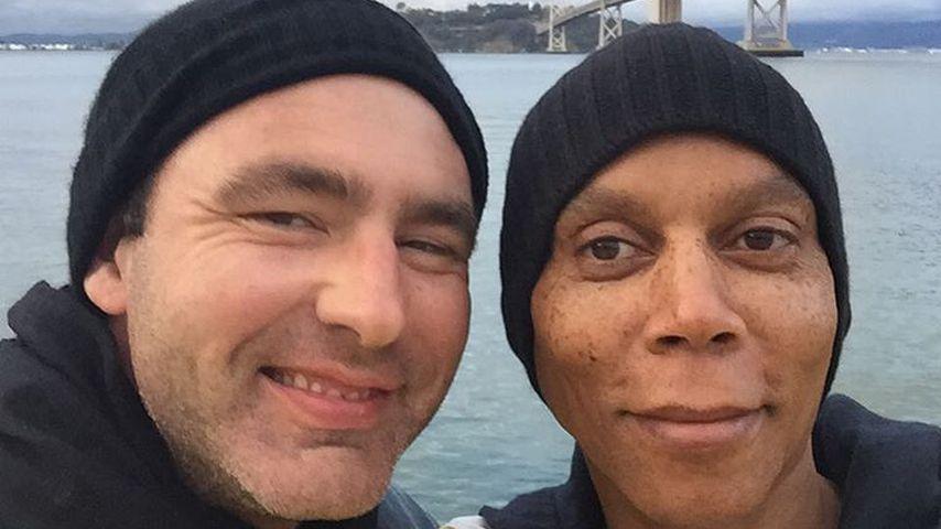 Hochzeitsglück: RuPaul heiratet seinen Freund nach 23 Jahren