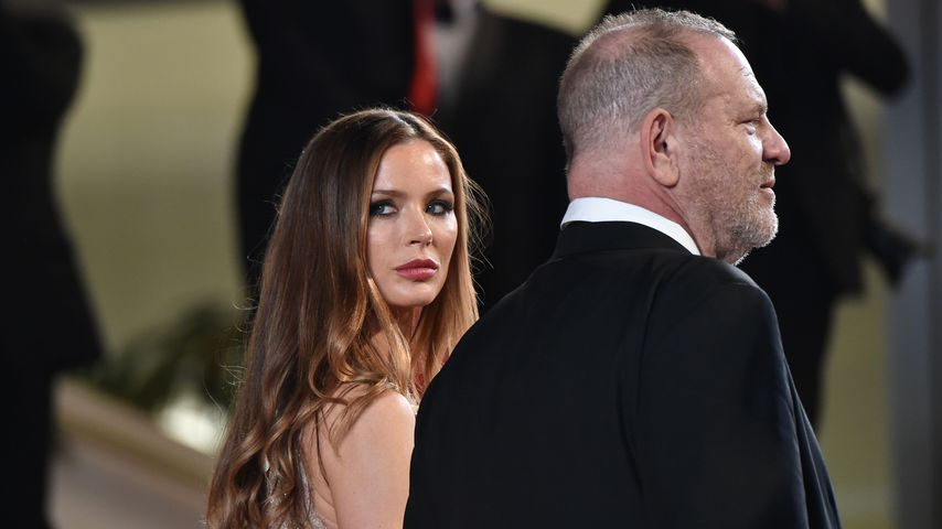Amtlich: Georgina Chapman und Ex Harvey Weinstein geschieden