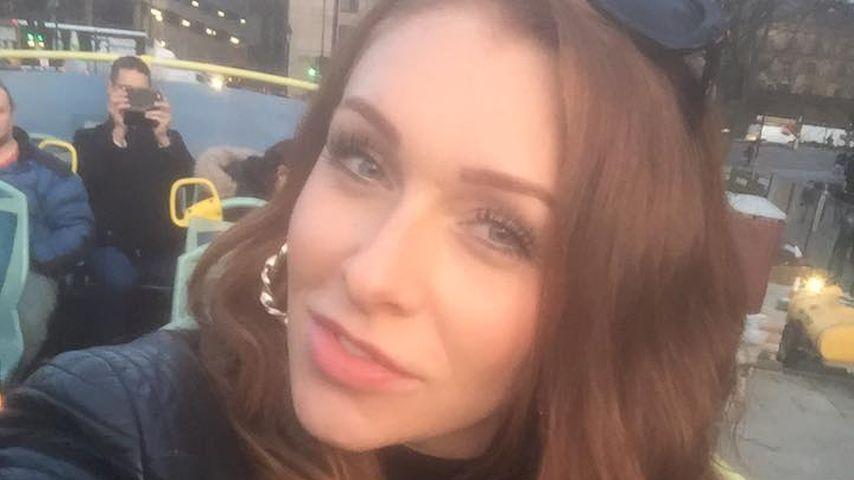 Georgina Fleur in London