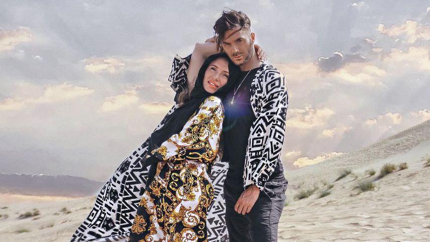 Georgina Fleur und Sam Dylan in Dubai 2020