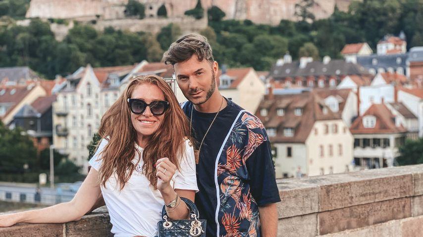 Georgina Fleur und Sam Dylan in Heidelberg