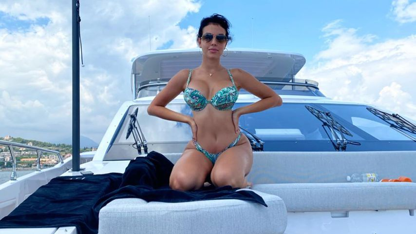 Georgina Rodriguez, Model