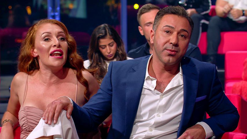 Georgina und Kubi bei der Sommerhaus-Wiedersehens-Show