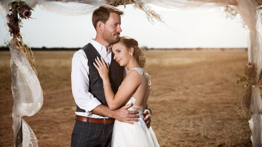 """Gerald und Anna Heiser, """"Bauer sucht Frau""""-Traumpaar aus Namibia"""
