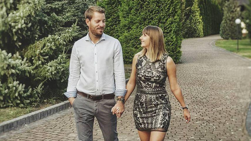 Bauer Gerald und seine Anna, September 2018