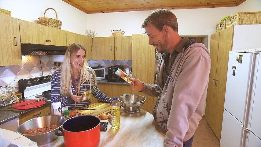 """Gerald und Anna in Namibia bei """"Bauer sucht Frau"""""""